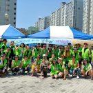 아이다움 봉사단 아이들을 위한 하늘마을 물놀이 체험 봉사활동