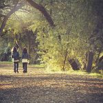 아이들 건강 위해 산책 하면 어떨까? 산책이 주는 효과!