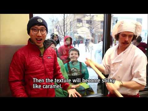 ebs 유튜브 교육 World Theme Travel Journey Through Canada, a Winter Wonderland Part 1