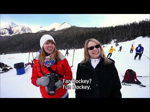 유튜브 EBS 다큐 World Theme Travel Journey Through Canada, a Winter Wonderland Part 3