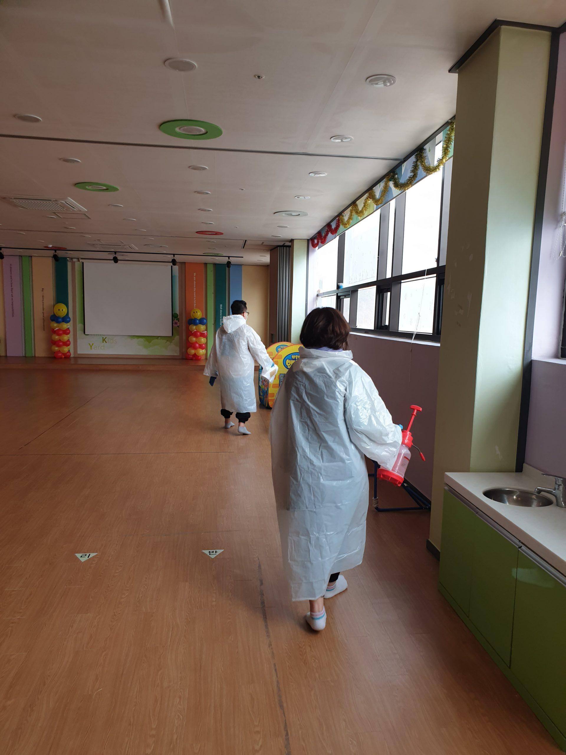 서창2동 아이다움 코로나19 방역 자원봉사 (12)