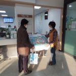 간석2동 독거 어르신 이불 전달 및 인지활동 키트 미술 치료 활동 자원봉사